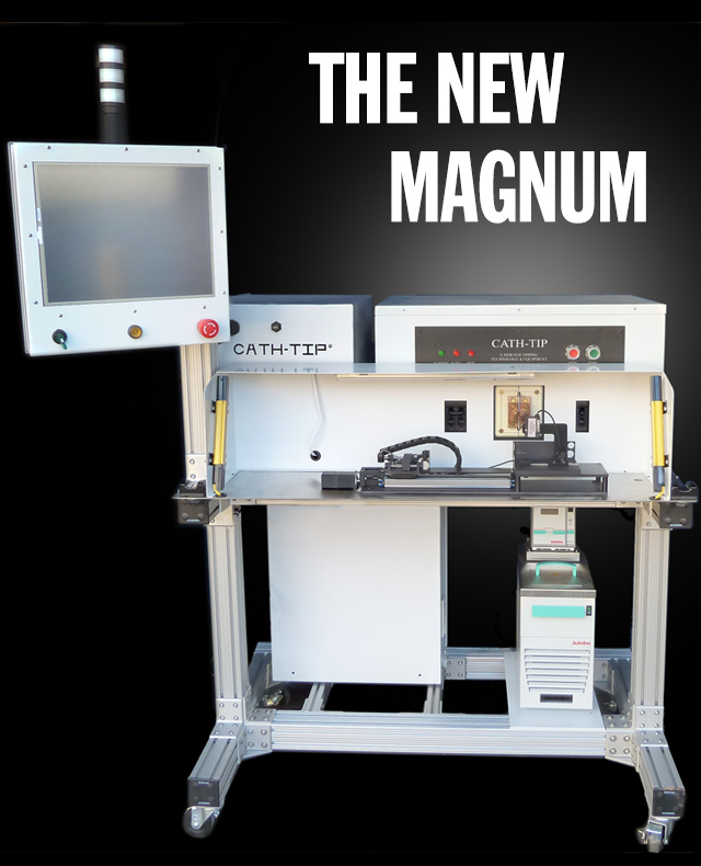 Cath-Tip's New Magnum Tipping Machine